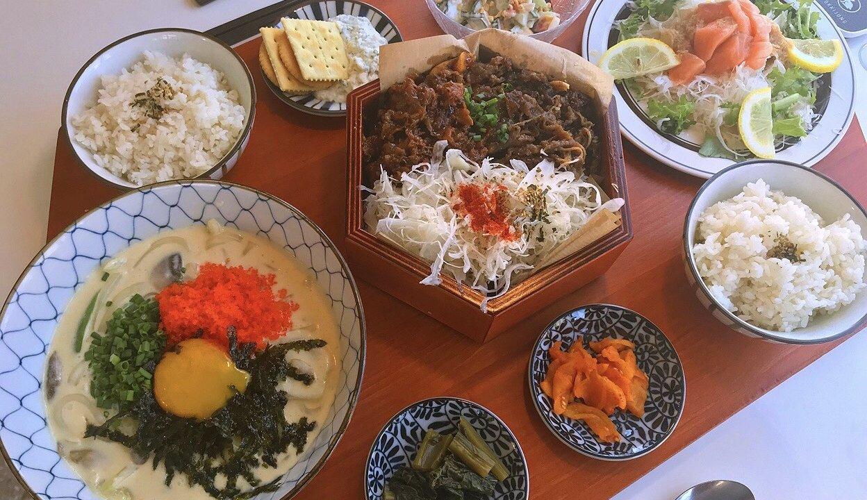 新チェジュの韓国料理屋の人気メニュー