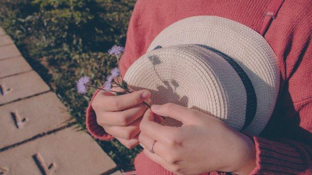 秋のチェジュ島11月の天気に合わせてた小物